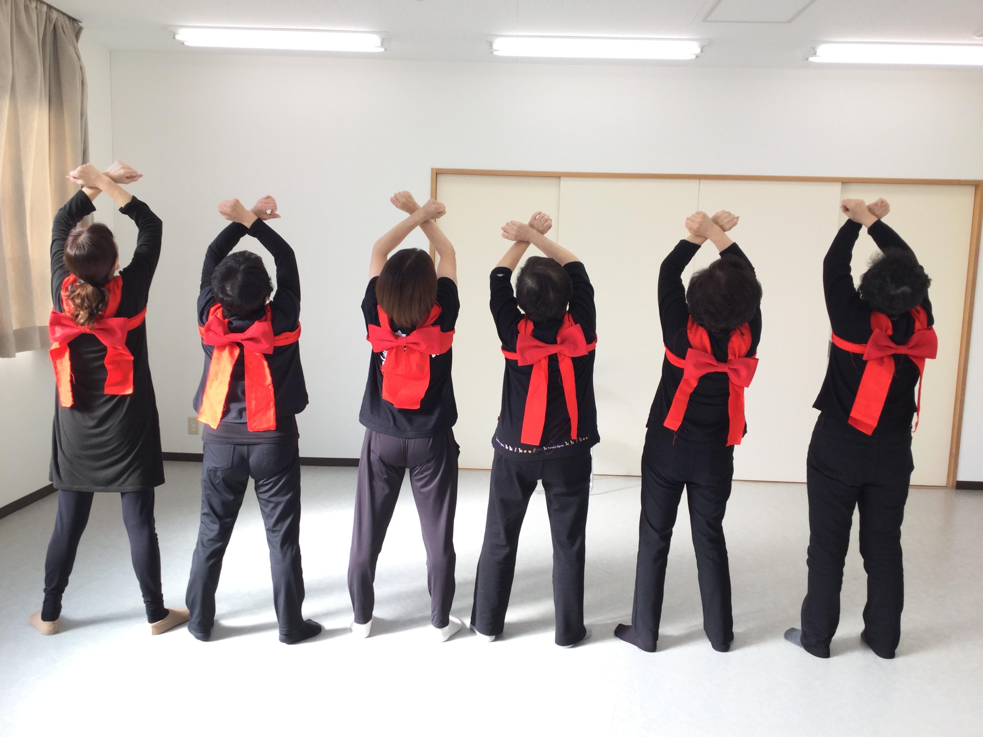 体操教室発表会